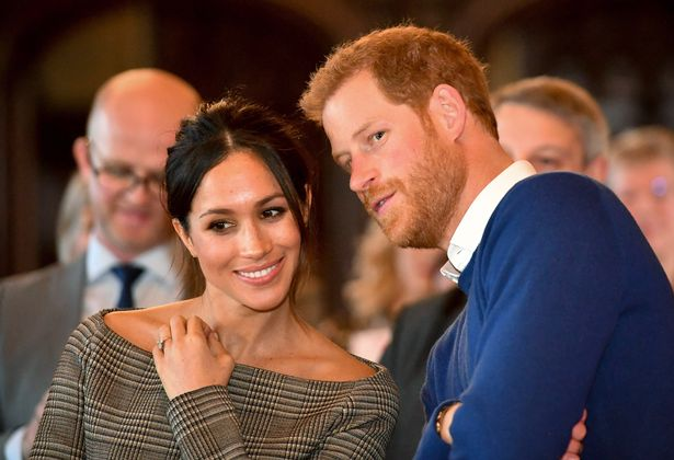 Prince Harry orders 'naked' cake 'from bespoke bakery' for Meghan Markle's 40th birthday