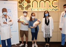 UAE resident who tested positive for COVID-19 twice gives birth to healthy twins