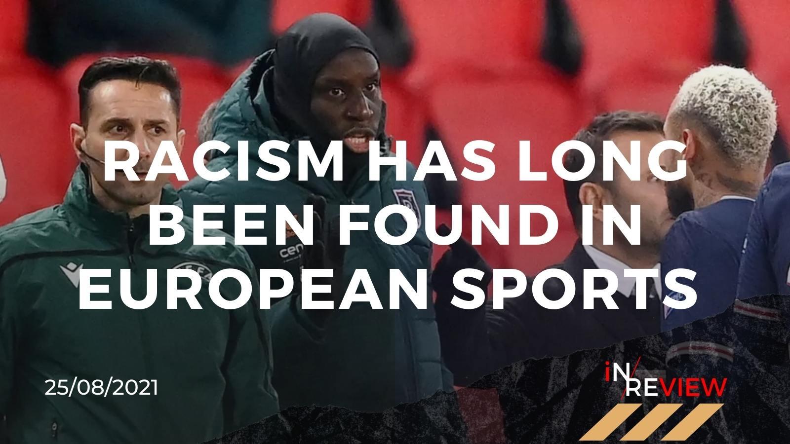 Racism in football - euro 2020 - FA -England - Marcus Rashford - Raheem Sterling - Sport - European Sports - Kick it out - social media platforms - football fans