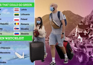 17 countries could go green this week !