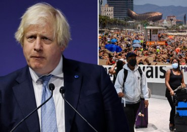 Boris Johnson scraps plans for new amber watchlist after Cabinet revolt