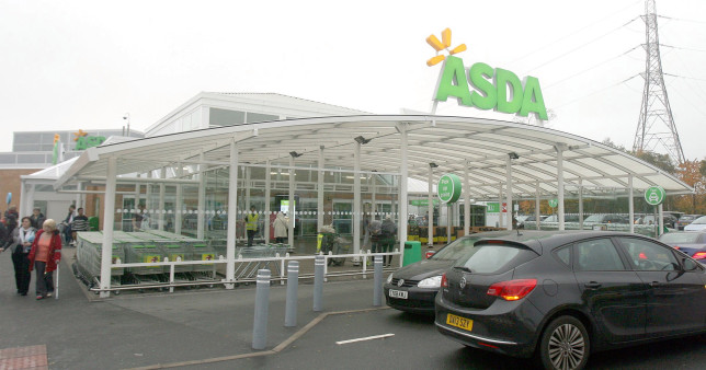 Three-year-old girl dead after 'choking on rubber end of jacket zip' in Asda
