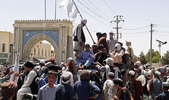 Taliban LIVE: 'Everyone afraid' after Kabul bomb blast