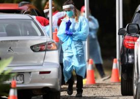 Hundreds of health workers in isolation as Delta hits Australian state of Queensland