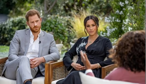 Harry and Meghan 'considered naming royal who made racist comments about Archie'