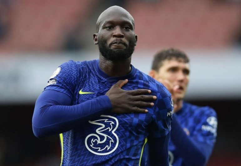 Romelu Lukaku says he will 'never' join Arsenal after Chelsea's win