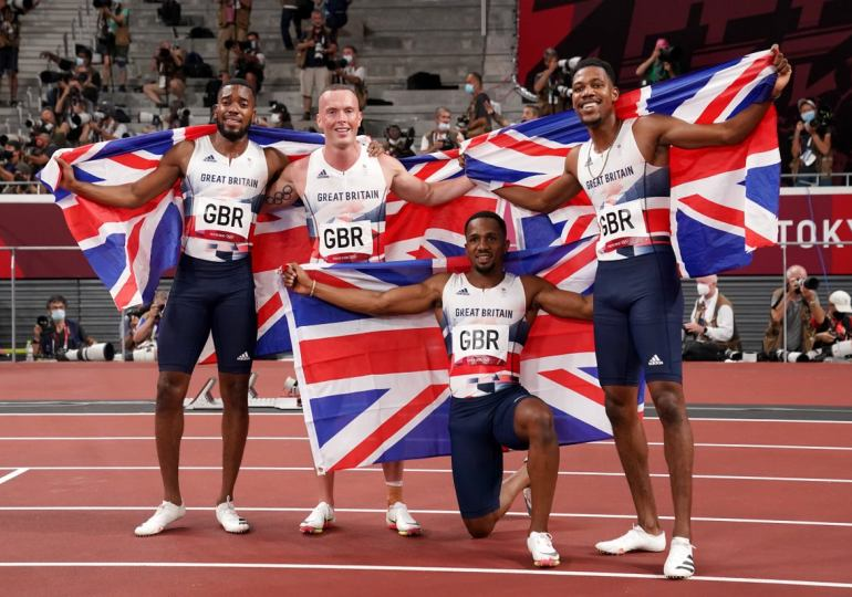 CJ Ujah: Team GB Olympic sprinting medalist suspended over alleged doping at Tokyo 2020 Games
