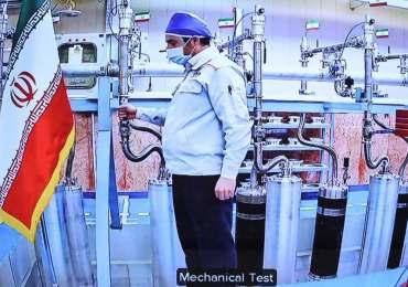 Iran accelerates enrichment of uranium to near weapons-grade