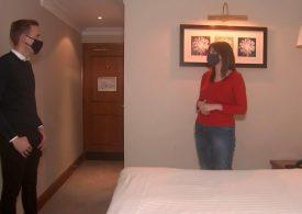Quarantine hotel bills rocket to £200 a NIGHT