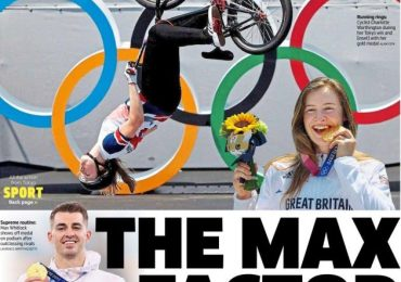 Metro - Olympics 'another glittering day for Team GB'