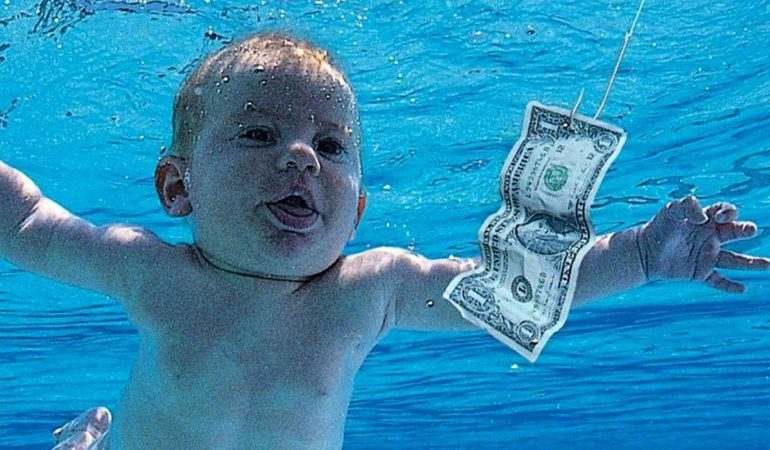 Baby who appeared on Nirvana's Nevermind cover is suing the band for 'sexual exploitation'