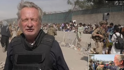 Sky News Reporter Accuses British Army Of Covering Up Chaos In Kabul As He Is Ejected On 'MoD Orders'