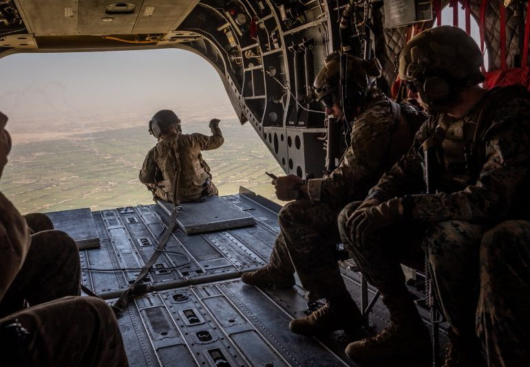 After nearly 20 years, last US Troops leave Kabul