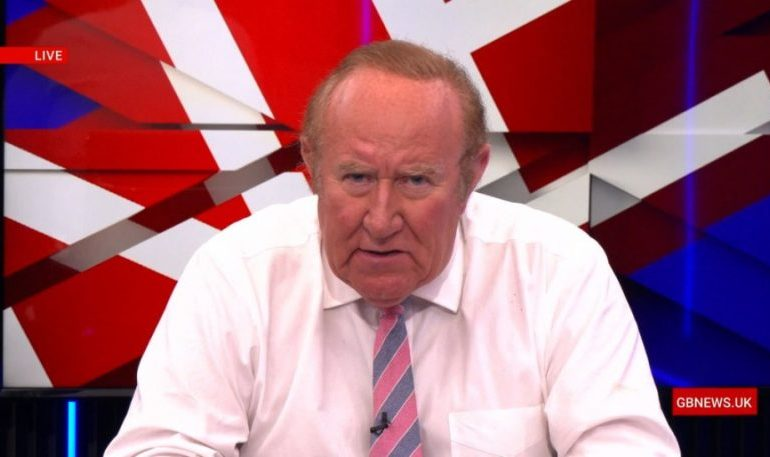 Andrew Neil to return to BBC with Question Time appearance as GB News future unknown