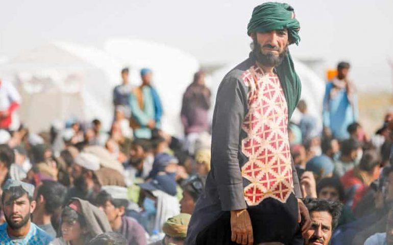 Afghans run for the border as Taliban promise 'all-inclusive' govt 'within 2 weeks'