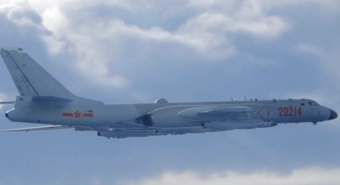 Taiwan says 19 Chinese military aircraft entered its airspace