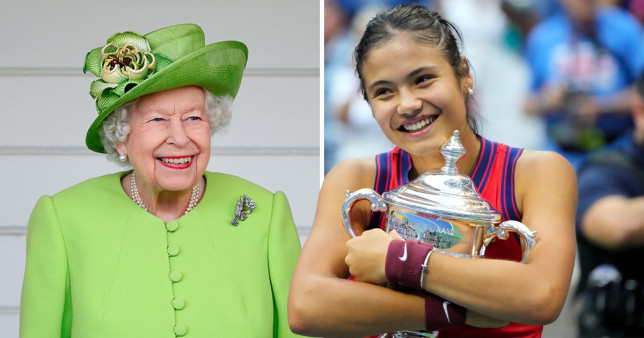 Emma Raducanu 'could be given CBE by the Queen' after US Open triumph