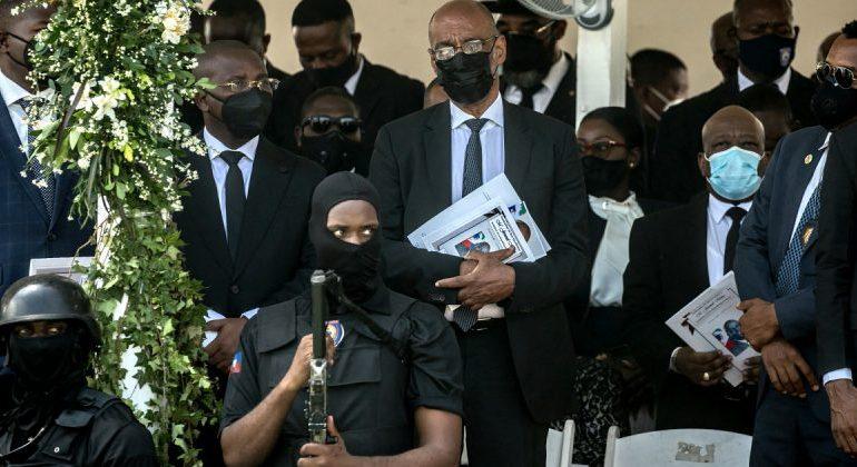 Haiti crisis deepens after prime minister sacks prosecutor