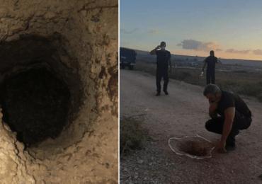 Footage records moment Palestinian prisoners escape Gilboa