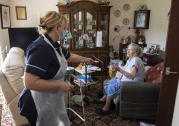 Social care: PM to unveil overhaul of sector in England