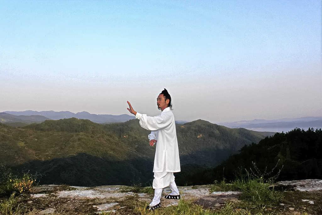 The Origin of Taiji