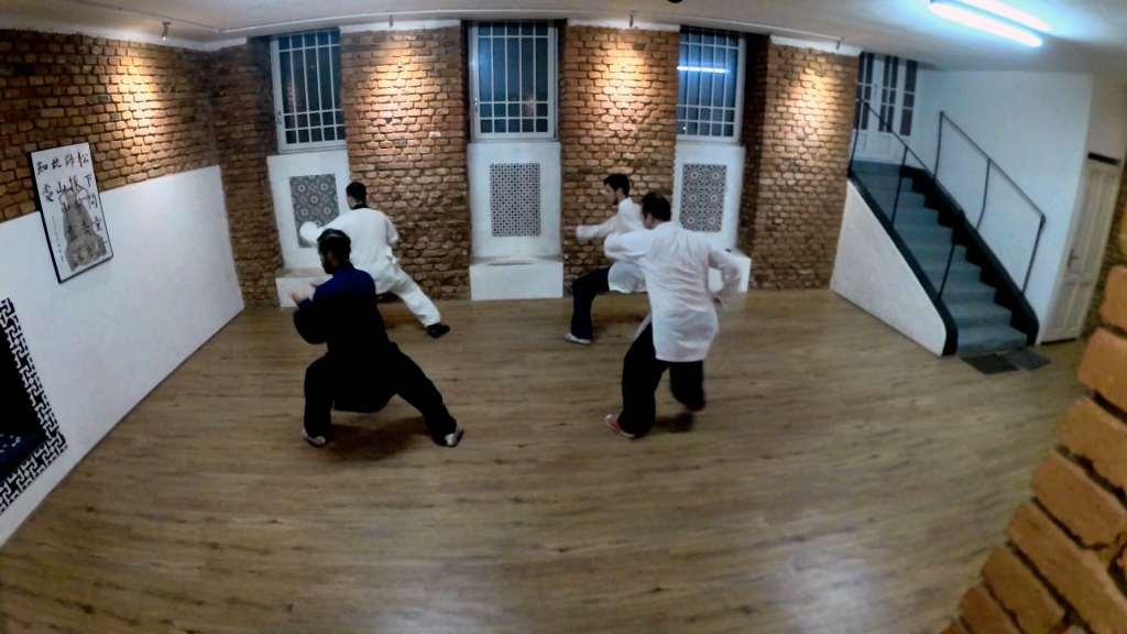 Xuan Gong Quan Yi Lu - Group Practice for Beginners