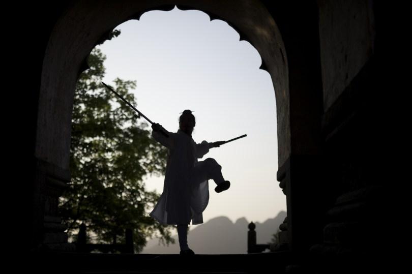 Wudang Master Chen Shiyu