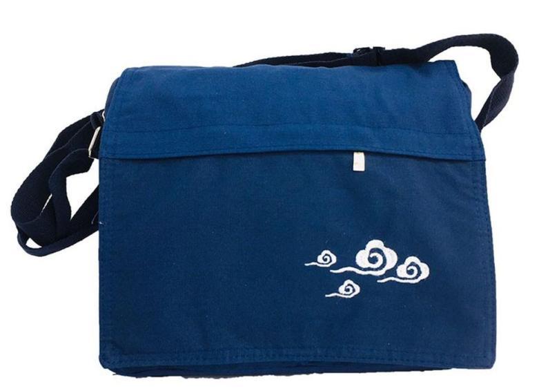 Traditional Daoist Canvas Bag