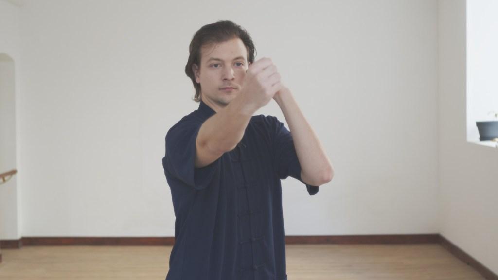 Xing Yi Master Ziji Pao Quan