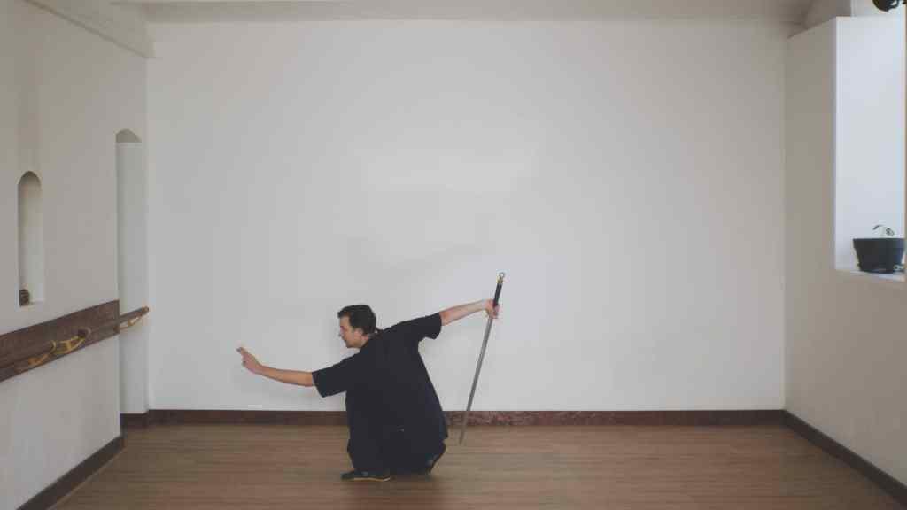 Xuan Men Jian Master Ziji