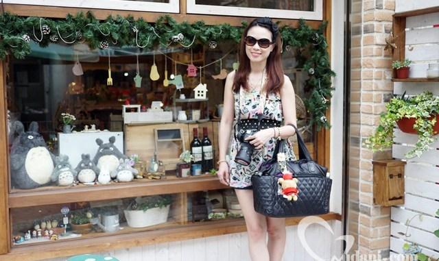 Epachi ,輕巧又時尚,不止是媽媽包,更是出遊包包好選擇 @吳大妮