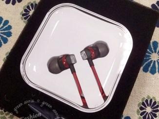【開箱】聲海 SENNHEISER CX3.00 強勁重低音 扁線設計 耳道式耳機 @吳大妮。Annie