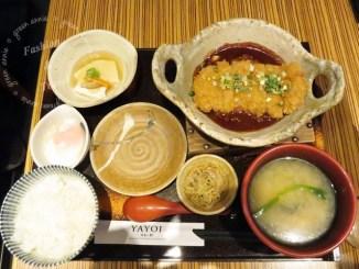 【台北美食】彌生軒 YAYOI やよい軒~來自日本定食專賣店~金芽米飯吃到飽 @吳大妮。Annie