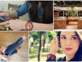 【時尚配件。手錶】Freedom&Seed日本手工高級木製腕錶~讓人穿搭質感再提升 @吳大妮