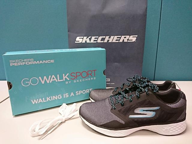 【球鞋】第一次購入STECHERS GOWALK SPORT~鞋底軟Q好穿