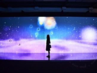 【展覽】teamLab: 舞動!藝術展 & 學習!未來の遊園地~拍照有意境但人很多 @吳大妮