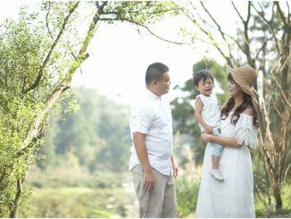 【小品兒專欄】GRACE WEDDING 葛芮絲婚禮~暖陽戶外郊遊風全家福孕婦紀念照攝影集 @吳大妮