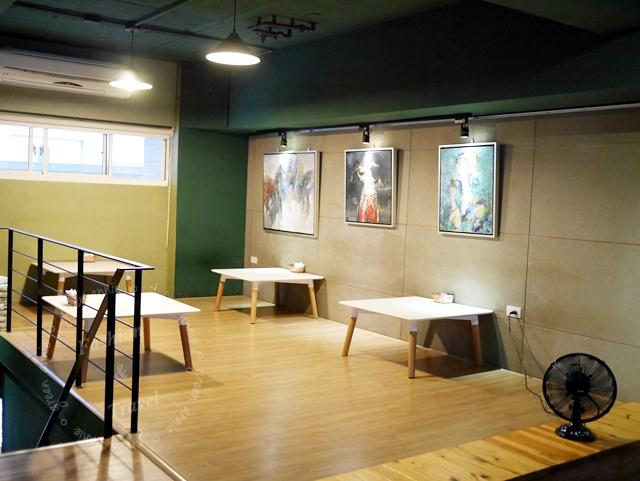 喝咖啡,Living with coffee台中南區不限時、有插座、有WIFI咖啡廳