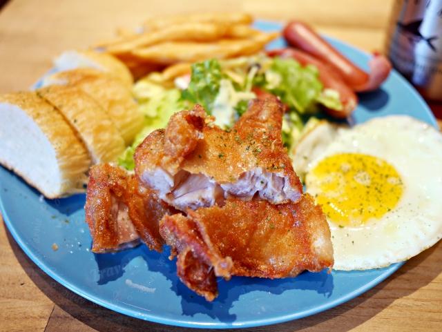 牧熊小館,台中巷弄裡的人氣早午餐,IG打卡熱點~餐點也很推薦