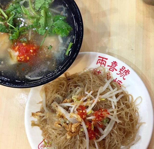 龍山寺捷運站美食,兩喜號+頂級甜不辣+懷念愛玉冰~美食多到破表