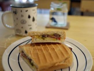 312Cafe',有質感的可愛小店~賣著三重地區少見的古巴三明治 @吳大妮