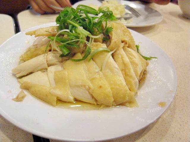 吉隆坡必吃:南香海南雞飯@ 茨厰街附近
