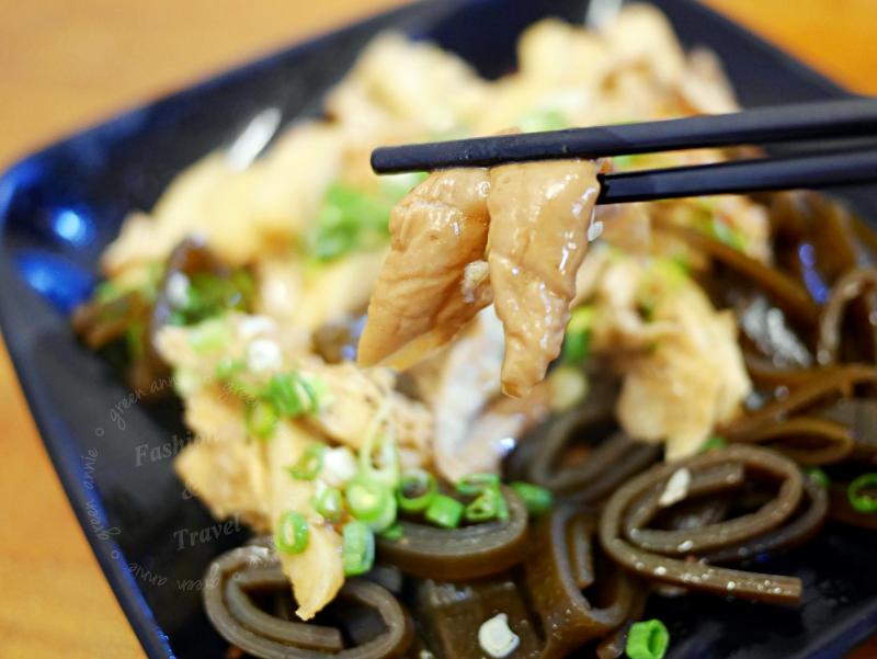六條通魷魚羹,還可以吃到好吃的魯味@捷運松江南京(四平商圈)