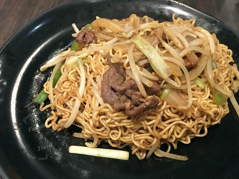 松江南京-彌敦道茶餐廳
