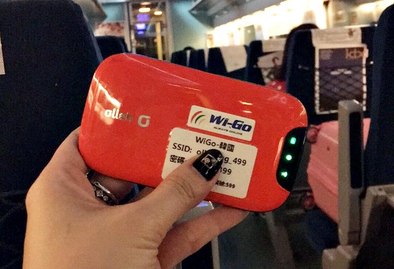 韓國自由行,Wi-Go行動上網輕旅行