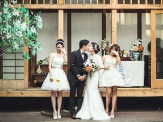 韓國婚紗、閨蜜寫真