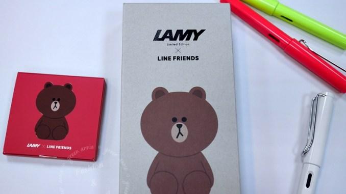 LAMY-LINE FRIENDS 熊大