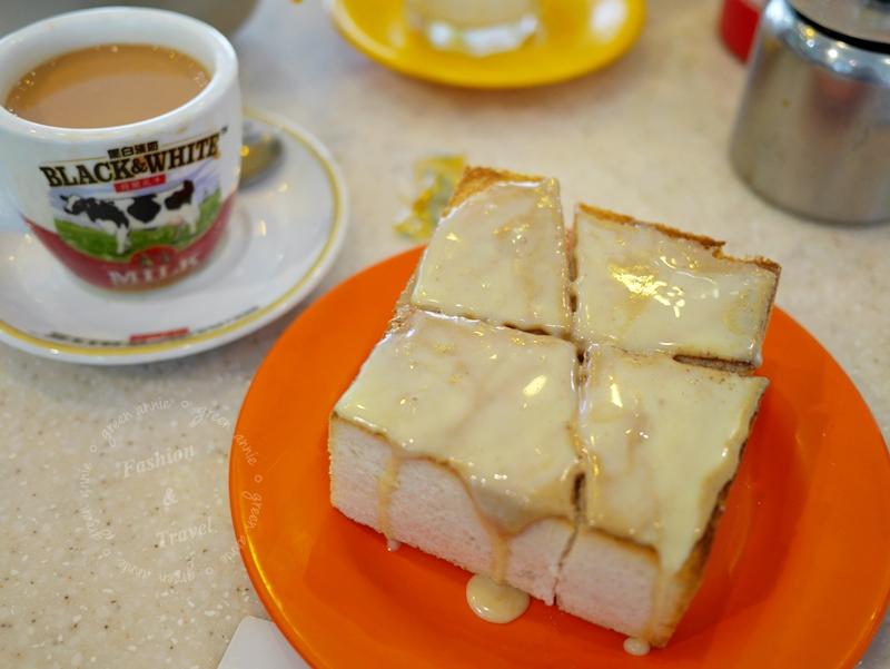 香港跑馬地黃泥涌街市-昌記必點全港第一厚多士,上過報導排隊美食x WiGo行動上網
