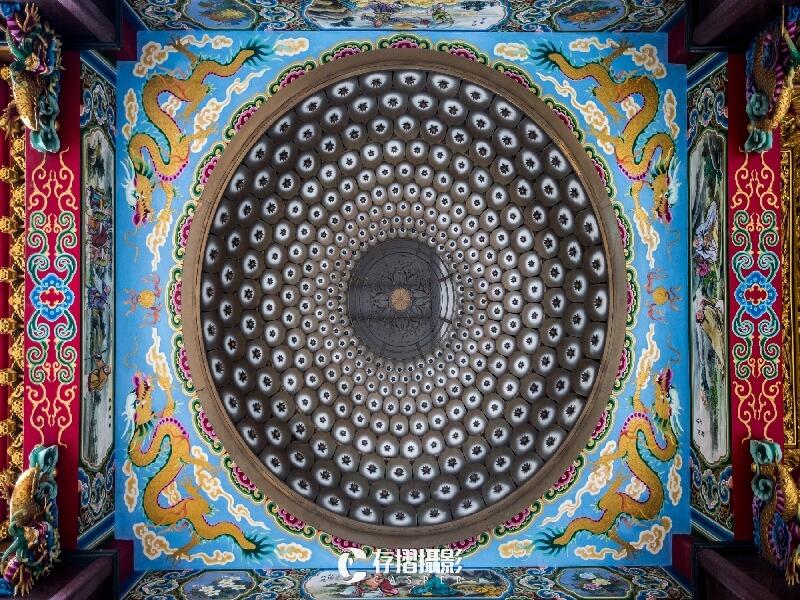 存摺攝影-廟宇建築