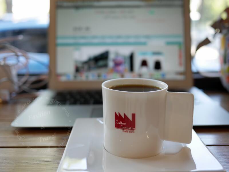 Café sora (Coffee Industry)-台中不限時有wifi有插座咖啡廳